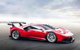 Ferrari P80/C 2019 reveal official pictures - render front