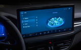 91 Ford Focus 2021 refresh official images ST drive modes