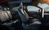 Ford Mustang Mach-E 2020 first ride - interior