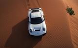 91 Gemballa Marsien official reveal images dune front