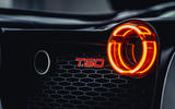 Gordon Murray T50 official reveal - rear lights