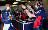 Holding a Grand Prix during a pandemic - Albon pit garage