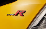 Honda Civic Type R limited edition 2020 official press photos - badge