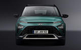 91 Hyundai Bayon 2021 official images nose