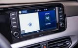 Hyundai i10 2019 reveal - studio infotainment