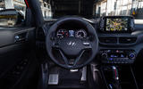 Hyundai Tucson N Line 2019 reveal - dashboard