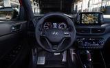 Hyundai Tucson N Line 2019 reveal - dashboard