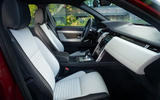 Land Rover Discovery Sport 2019 official reveal - cabin