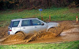 Land Rover Freelander 2 used buying guide - wading side