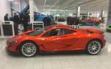 My life in 12 cars - Mike Flewitt - McLaren P1