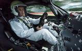 91 Lotus Evija 2021 track drive MD driving