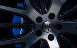 91 Maserati Levante Hybrid 2021 official images brake calipers