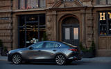 Mazda 3 2018 official reveal - saloon side