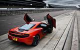 McLaren 12C - car of the decade - static rear