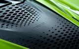 91 McLaren 765LT Spider studio rear badge