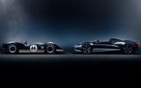 McLaren Elva official reveal - side-by-side