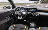 Mercedes-AMG A45 S 2019 official reveal - dashboard