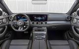 2020 Mercedes-AMG E63 facelift - saloon cabin