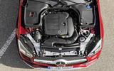 Mercedes GLC Coupe 2019 press - engine