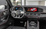 Mercedes-AMG GLE 53 official press reveal - steering wheel
