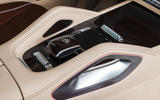 Mercedes-Maybach GLS 600 official press images - centre console