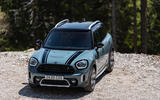 Mini Countryman 2020 facelift - official press images - static front