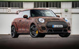 Mini JCW GPE prototype official images - static front