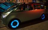 91 Mini Urbanaut 2021 concept proto night front