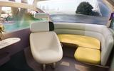 2020 Mini Urbanaut concept - lounge