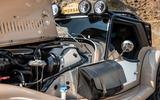 91 Morgan Plus Four CX T official reveal engine