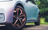 91 New VW ID3 vs used Jag I Pace alloys id3