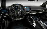 Pininfarina Battista Anniversario 2020 - interior