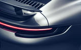 Porsche 911 Turbo S 2020 - tail-light