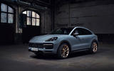 91 Porsche Cayenne GT 2021 official reveal studio front