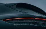 91 Porsche Taycan Cross Turismo prototype drive rear lights