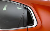 Renault Clio 2019 Autocar studio static - rear window
