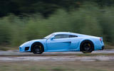 Road test rewind: Noble M600 - track side