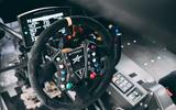 91 STARD ERX rallycross fiesta drive 2021 steering wheel buttons