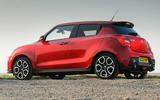 Suzuki Swift Sport Hybrid 2020 - static side