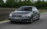 Top 10 best sports saloons 2020 - Audi S3 Saloon
