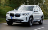 Top 10 luxury electric cars BMW IX3