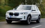 Top 10 luxury electric cars BMW IX3