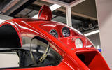 Waking the Toyota GT-One - headlight