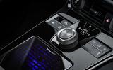 91 Toyota ZEV concept official reveal centre console