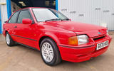 91 used buying guide Ford Escort XR3i one we found