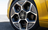 91 Vauxhall Astra 2022 official images alloy wheels