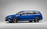 Volkswagen Passat 2019 press - static side