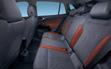 Volkswagen ID 4 official images - rear seats