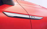 91 VW ID 4 GTX official images side decals
