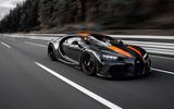World's fastest production cars - Bugatti Chiron Super Sport
